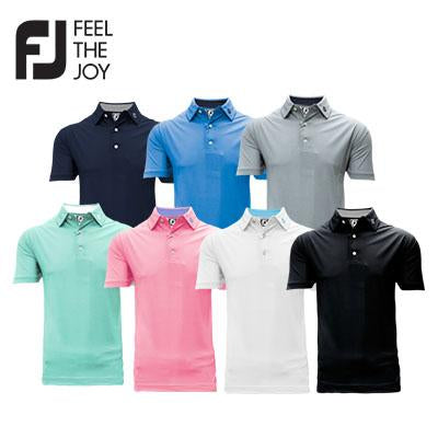 Footjoy Stretch Pique Solid Shirt