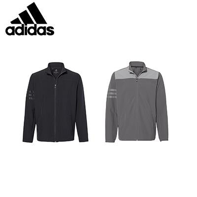 adidas 3-Stripe Wind Jackets | Executive Door Gifts