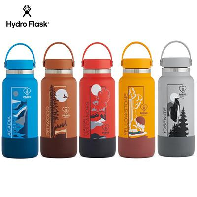 HydroFlask National Park Foundation Limited Edition 32oz Wide Mouth bottle | Executive Corporate Gifts Singapore
