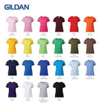 Gildan Premium Cotton Ladies T-Shirt | Executive Corporate Gifts Singapore