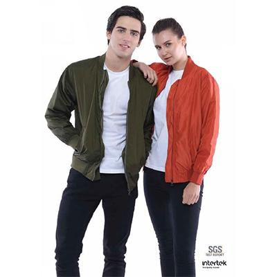 Ultifresh Bomber Zip Up Jacket (Unisex) | Executive Door Gifts
