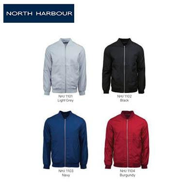 North Harbour Signature Bomber Jacket | Executive Door Gifts