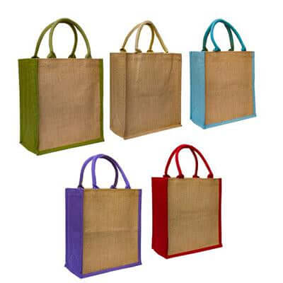 A4 Jute Tote Bag | Executive Door Gifts