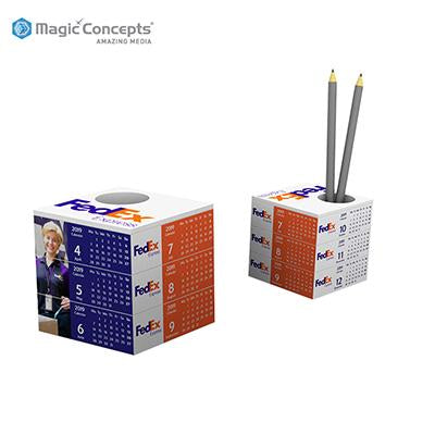 Magic Concepts Magic Sliding Stationery Box Calendar | Executive Corporate Gifts Singapore