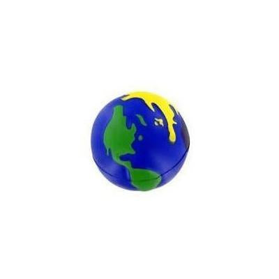 Globe Stressball | Executive Corporate Gifts Singapore