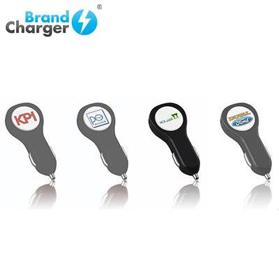 BrandCharger Bulb Universal USB Car Charger | Executive Corporate Gifts Singapore