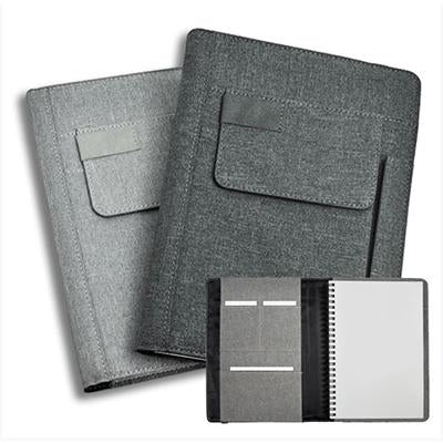 A5 Notebook With Front Pocket And Pen Slot | Executive Door Gifts