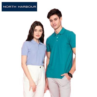 North Harbour Soft-Touch Polo T-Shirt - abrandz