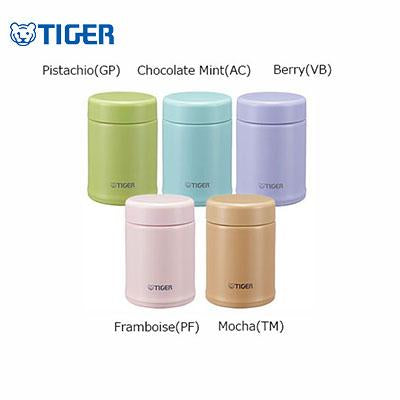 Tiger Staineless Food Jar 0.25L MCA-B