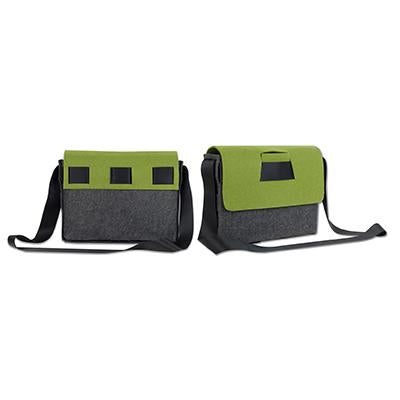 Eco Friendly Wool Felt Sling Bag | Executive Corporate Gifts Singapore