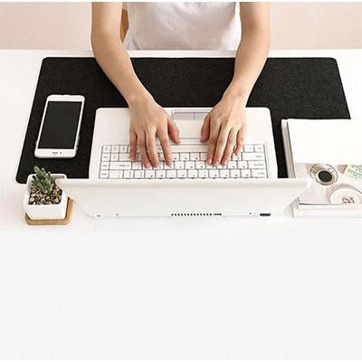 Felt Desktop Keyboard and Mouse Pad | Executive Corporate Gifts Singapore