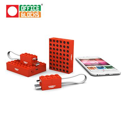 Office Blocks 2 in 1 Speaker Set | Executive Door Gifts