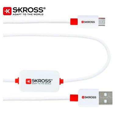 SKROSS Buzz Alarm Cable Micro USB - abrandz
