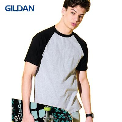 Gildan Adult Unisex Raglan T-Shirt | Executive Corporate Gifts Singapore