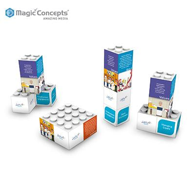 Magic Concepts Magic Building Blocks | Executive Corporate Gifts Singapore