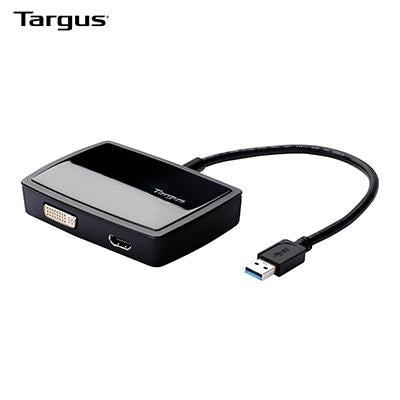 Targus USB 3.0 SuperSpeed™ Dual Video Adapter | Executive Corporate Gifts Singapore