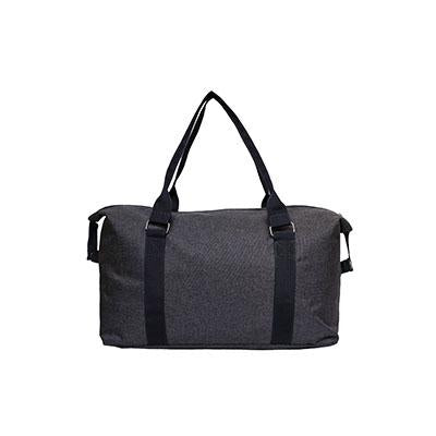 Grey Nylon Travel Bag | Executive Corporate Gifts Singapore