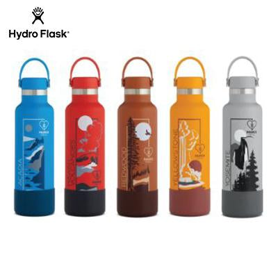HydroFlask National Park Foundation Limited Edition 21oz Standard Mouth Bottle | Executive Corporate Gifts Singapore