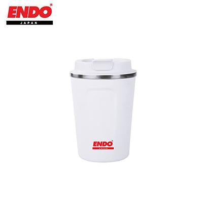 ENDO 380ML Double Stainless Steel Thermal Coffee Mug