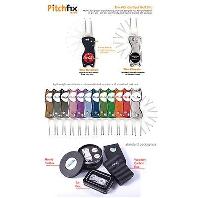Pitchfix Automatic Golf Divot Tool | Executive Corporate Gifts Singapore