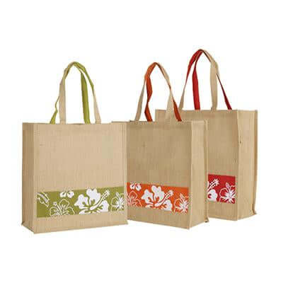 Eco Friendly Casual Jute Bag | Executive Corporate Gifts Singapore