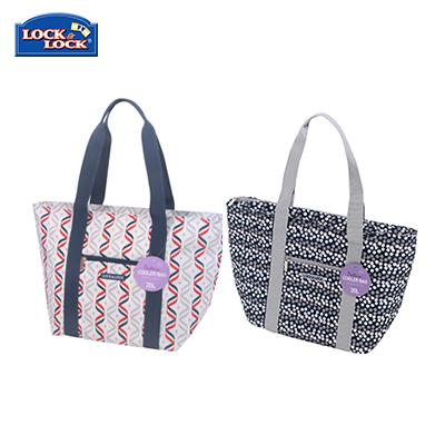 Lock & Lock Cooler Bag with Pattern 20.0L | Executive Corporate Gifts Singapore