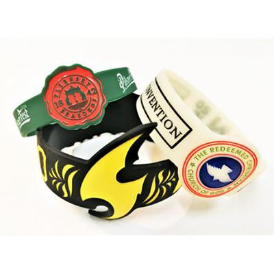 Custom Watch Shape Silicone Wristband | Executive Corporate Gifts Singapore