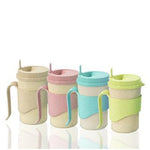 Eco Friendly Biodegradable Wheat Straw Coffee Mug | Executive Corporate Gifts Singapore