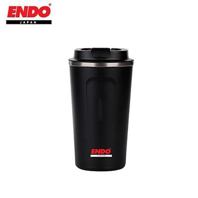 ENDO 500ML Double Stainless Steel Thermal Coffee Mug