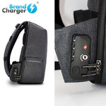 BrandCharger Phantom Smart Mobility Anti Theft Backpack | Executive Door Gifts
