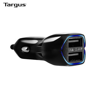 Targus 3.4A Dual USB Car Charger | Executive Corporate Gifts Singapore