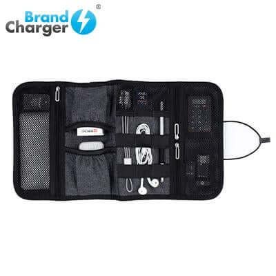 BrandCharger Folio Mobile Accessories Organizer | Executive Corporate Gifts Singapore