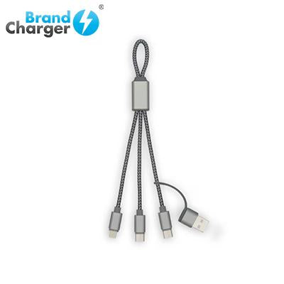 BrandCharger Trident 3-in-1 Cable | Executive Corporate Gifts Singapore
