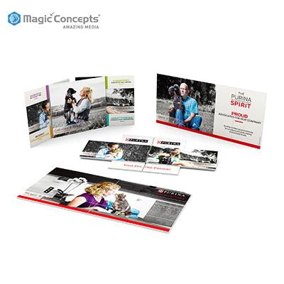 Magic Concepts Magic Postcard 210 | Executive Corporate Gifts Singapore