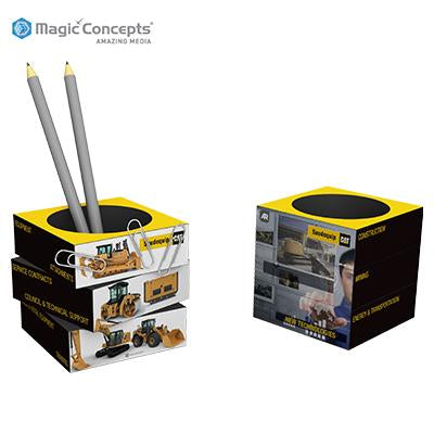Magic Concepts Magic Sliding Pen Pot | Executive Corporate Gifts Singapore