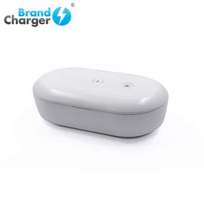 BrandCharger 2-in-1 Smart UV Sterilizer with Wireless Charger | Executive Door Gifts