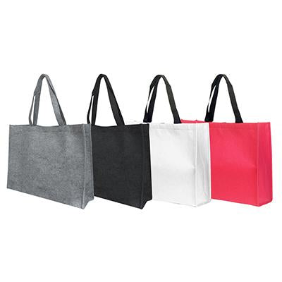 Eco Friendly A3 Wool Felt Tote Bag | Executive Corporate Gifts Singapore
