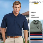Nike Golf  Dri-FIT Pique Polo Shirt - abrandz