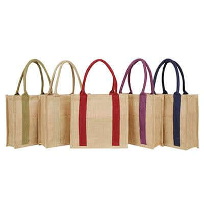 Eco Friendly Jute Tote Bag | Executive Corporate Gifts Singapore