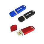 Colourful Plastic USB Flash Drive - abrandz