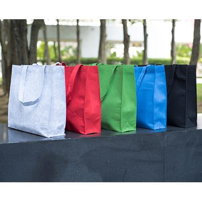 Eco Friendly Wool Felt Tote Bag | Executive Corporate Gifts Singapore