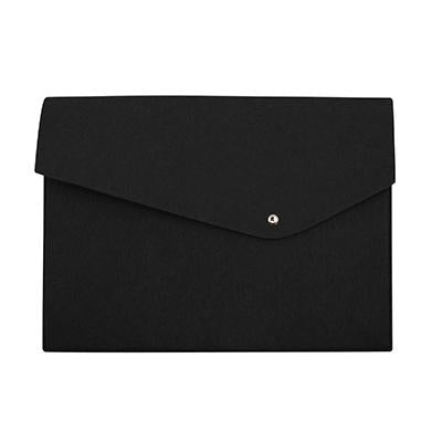 Eco Friendly Wool Felt Document Holder | Executive Corporate Gifts Singapore