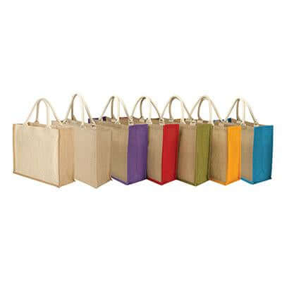 Eco Friendly A3 Jute Tote Bag | Executive Corporate Gifts Singapore
