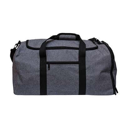 2 Tone Nylon Travel Bag