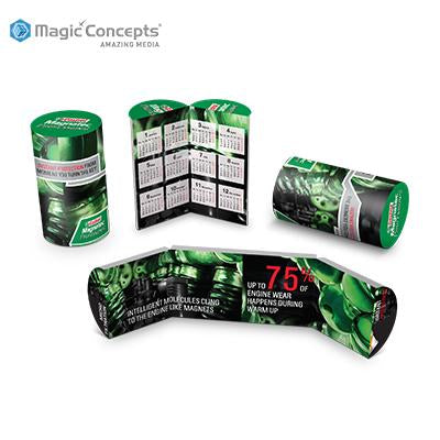 Magic Concepts Magic Can Calendar | Executive Corporate Gifts Singapore