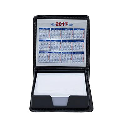 Notepad with Calendar Memo Holder | Executive Corporate Gifts Singapore
