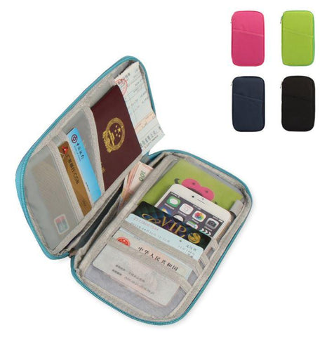 600D Travel Pouch | Executive Corporate Gifts Singapore