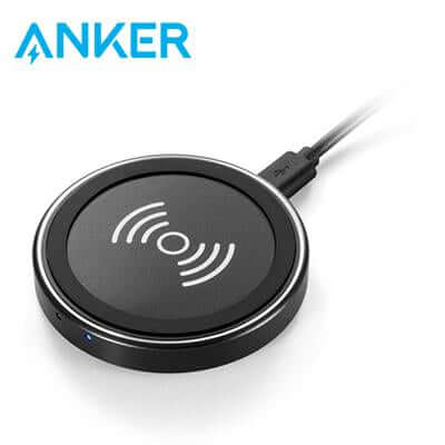 Anker PowerPort 1-Coil Qi Slim Wireless Charging Pad | Executive Corporate Gifts Singapore