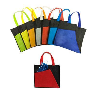 A3 2-Tone Non-Woven Bag | Executive Corporate Gifts Singapore