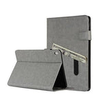 Smart TPU Leather Tablet Cover with Cash Pocket | Executive Corporate Gifts Singapore